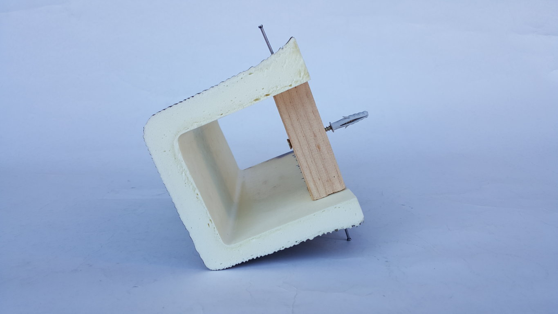 kit de tacos para instalacion vigas de poliuretano